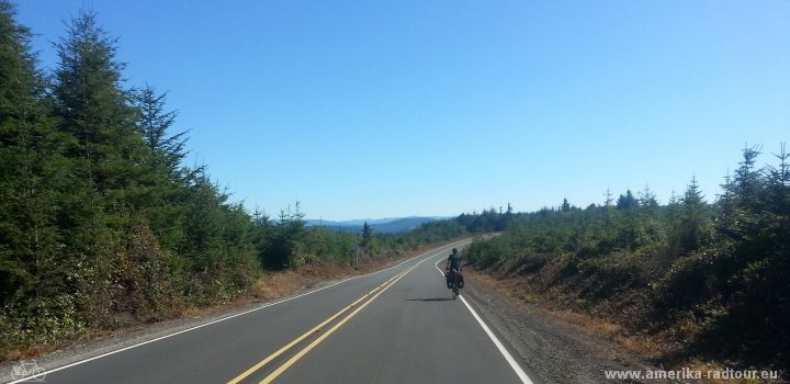 Cycling the Oregon Coast Highway south